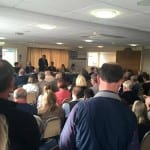 auction standing room only