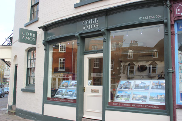 Estate Agents in Hereford